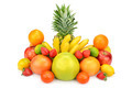 fruit set isolated on a white background - PhotoDune Item for Sale