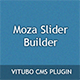 Moza Slider Builder Plugin For Vitubo CMS