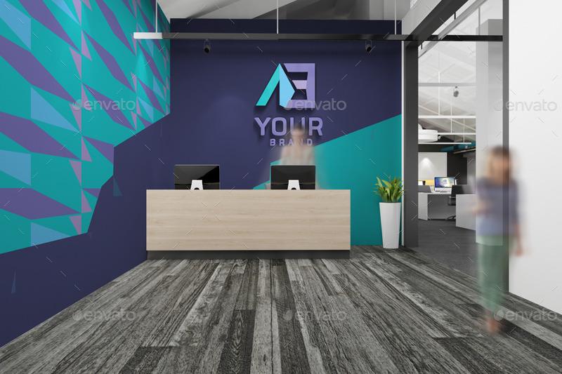 Office branding mockups v3 by wutip graphicriver for Envato graphicriver