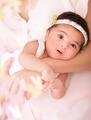 Newborn girl on mothers hands - PhotoDune Item for Sale