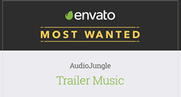 Most Wanted - Trailer Music