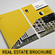 Real Estate Brochure - GraphicRiver Item for Sale