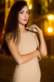 Portrait of pretty brunette - PhotoDune Item for Sale