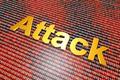 Digital Attack and Cyberwar - PhotoDune Item for Sale