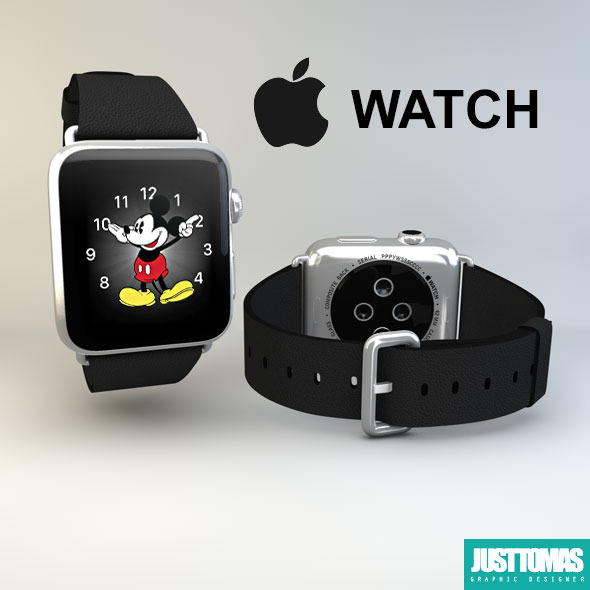 3DOcean Apple Watch 9165148
