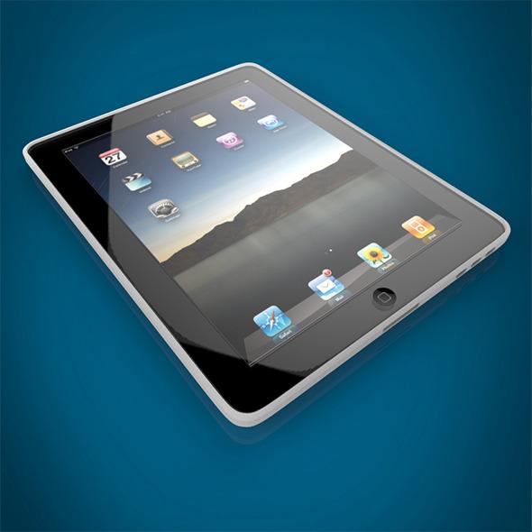 3DOcean Ipad 9166194