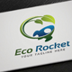 Eco Rocket Logo - GraphicRiver Item for Sale
