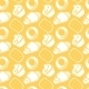 Seamless Pattern of Outlined Pastries - GraphicRiver Item for Sale