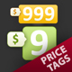 Cool Price Tags - GraphicRiver Item for Sale
