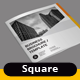 8 Pages Square Brochure Template - GraphicRiver Item for Sale