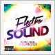 Electro Sound CD Cover - GraphicRiver Item for Sale