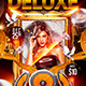 Deluxe Party Flyer Template - GraphicRiver Item for Sale