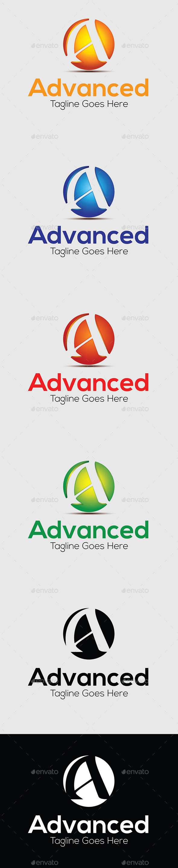 GraphicRiver Advanced 9168925