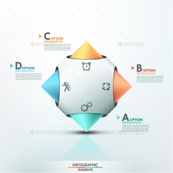 GraphicRiver Modern Infographic Options Template 9170445