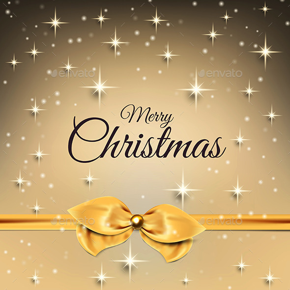 GraphicRiver Elegant Christmas Background 9170728