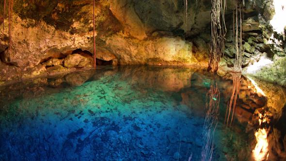 Cenote Crystal 02