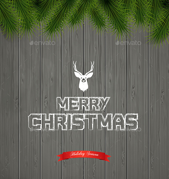 GraphicRiver Christmas Greeting Card 9170748