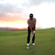 Pro Golf Swing Amazing Sunset - VideoHive Item for Sale