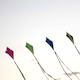 Kites Flying In The Air - VideoHive Item for Sale