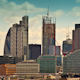 London Skyline Financial Center England Business - VideoHive Item for Sale