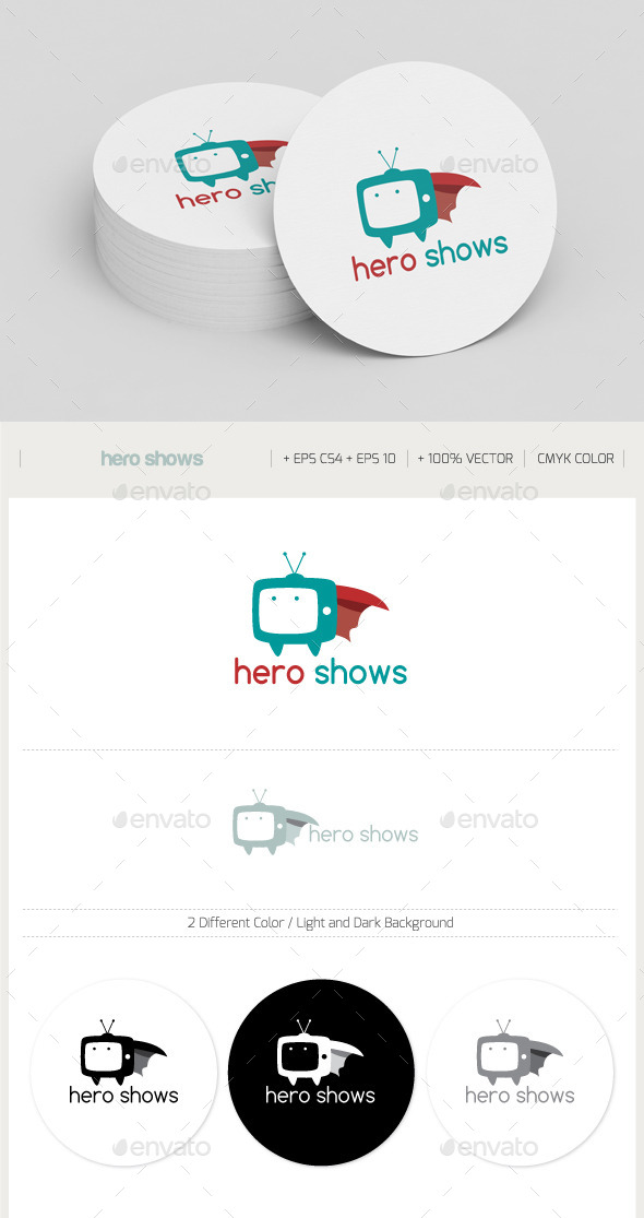 GraphicRiver Hero Shows 9115150