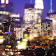 New York Skyline Manhattan Night - VideoHive Item for Sale