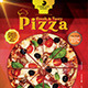 Pizza Slice Flyer v3 - GraphicRiver Item for Sale