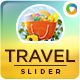 Travel Deal Slider - GraphicRiver Item for Sale