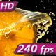 Bursts of Orange Juice - VideoHive Item for Sale