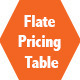 Alive Pricing Table - GraphicRiver Item for Sale
