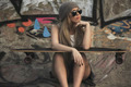Skater Girl - PhotoDune Item for Sale