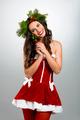 Santa Woman - PhotoDune Item for Sale