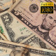 Rotating Dollars Banknotes 2 - VideoHive Item for Sale