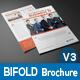 Business Bifold Brochure V3 - GraphicRiver Item for Sale