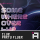 Somewhere over the Rainbow • Club Party Flyer - GraphicRiver Item for Sale