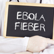 Doctor shows information: Ebola virus disease in german - PhotoDune Item for Sale