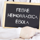 Doctor shows information: Ebola in portuguese language - PhotoDune Item for Sale