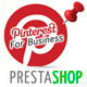 Pinterest Profile Pins for Prestashop - CodeCanyon Item for Sale