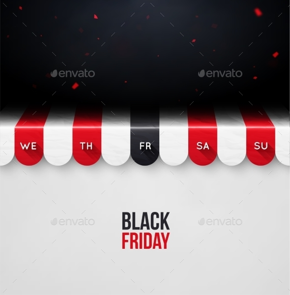 GraphicRiver Black Friday 9178187