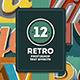 Retro Text Effects Vol.01 - GraphicRiver Item for Sale