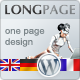 Longpage WP Template