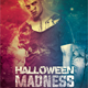 Halloween Madness Flyer Template - GraphicRiver Item for Sale