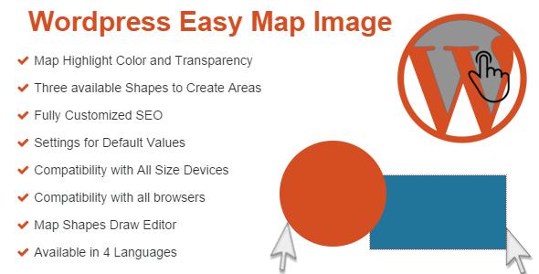 CodeCanyon WEMI Wordpress Easy Map Image 8999717
