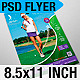 Sports Flyer: Golf Class - GraphicRiver Item for Sale