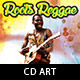 Roots Reggae CD Artwork Photoshop Template - GraphicRiver Item for Sale