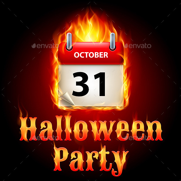 GraphicRiver Halloween Party 9179859