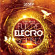 Future Electro Sound Party Flyer - GraphicRiver Item for Sale