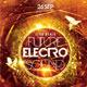 Future Electro Sound Party Flyer