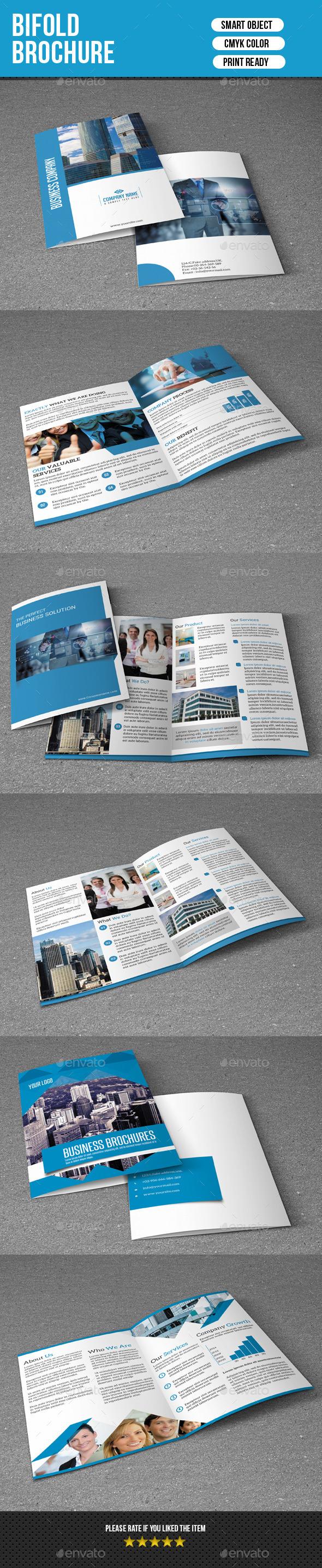 GraphicRiver Bifold Brochure Bundle-V01 9180110
