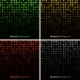 Set of Abstract Technology Backgrounds - GraphicRiver Item for Sale